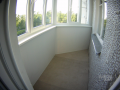 Остекление балкона в северодвинке